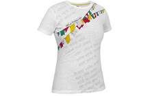 Salewa Women's Sherpawoman CO S/S Tee white